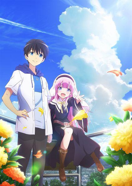 Anime Kamisama ni Natta Hi Tampilkan PV Perdana