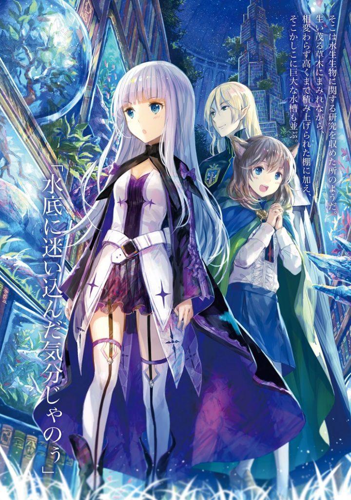 Rekomendasi Light Novel Bagian 1