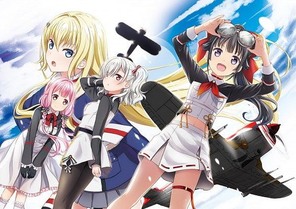 Anime Senyoku no Sigrdrifa Tampilkan PV Perdana
