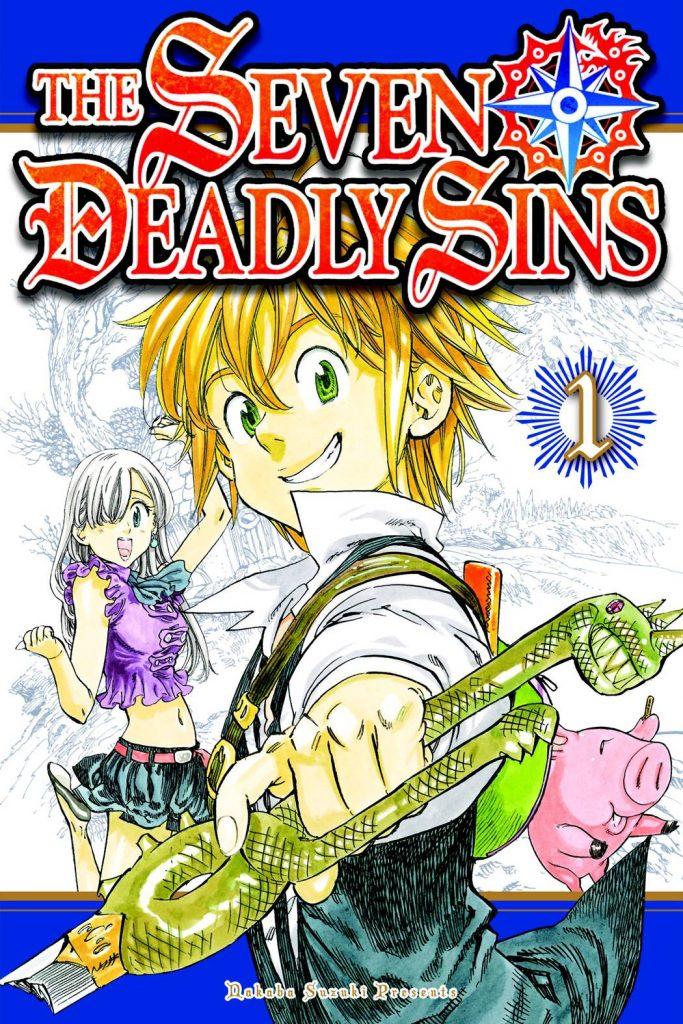 Nanatsu no Taizai Mendapatkan One-shot Manga