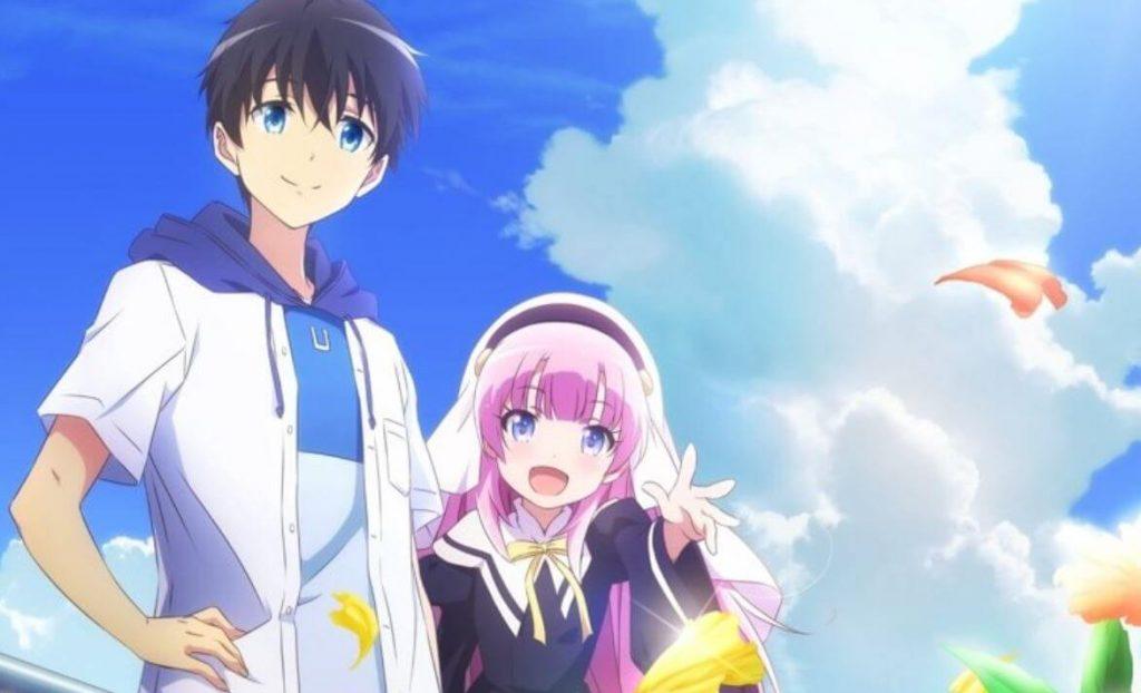 PV Pertama Anime Kami-sama ni Natta Hi Perlihatkan Detail Karakter Utama