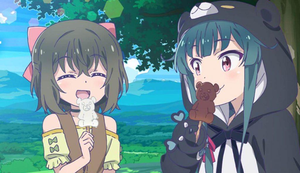 Visual Musim Panas Anime Kuma Kuma Kuma Bear Diperlihatkan