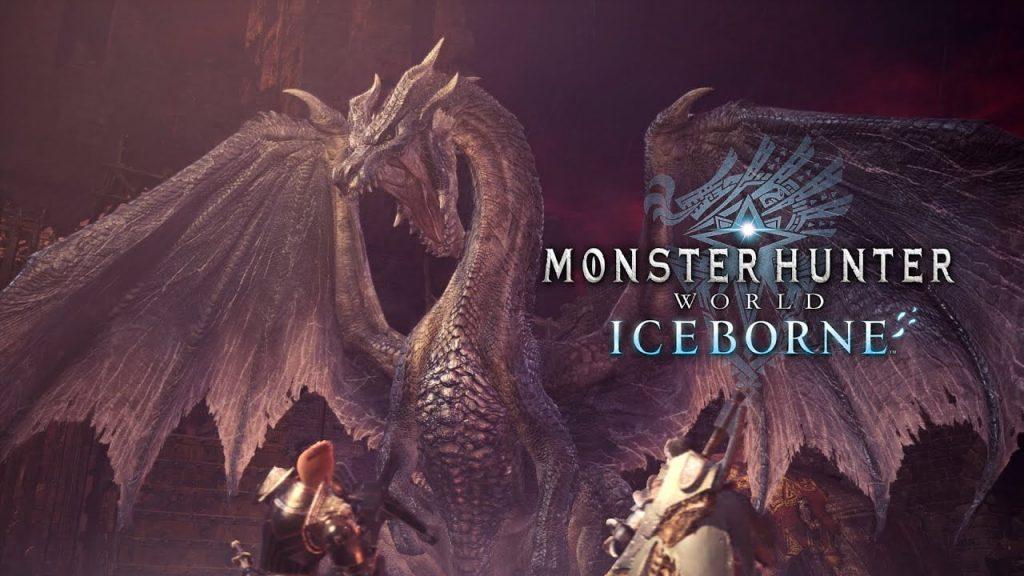 Monster Hunter World Iceborne Pembaruan Besar Berikutnya