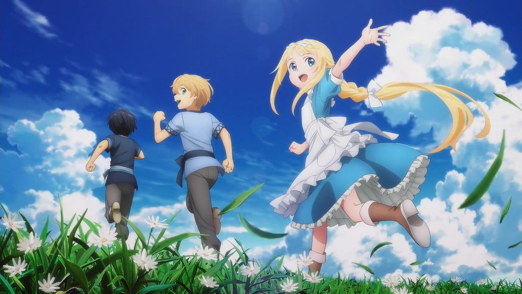 Rahasia Pedih di Episode Terakhir Sword Art Online: Alicization – War of Underworld