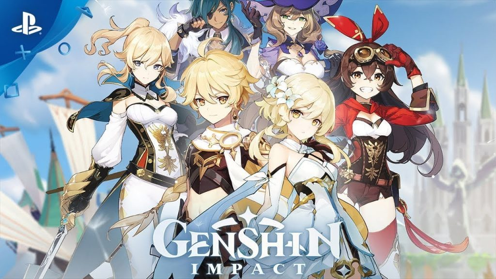 Genshin Impact Umumkan Jadwal Rilis Untuk Playstation 4 Dan Pvnya