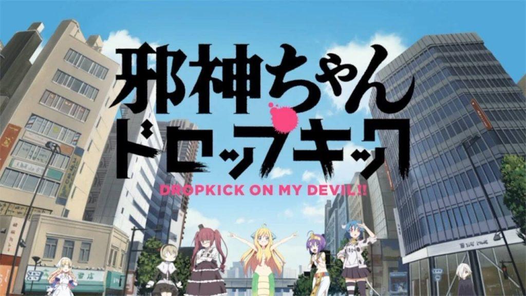 Jashin-chan Dropkick!! Buka Pendanaan Season Ketiga Anime