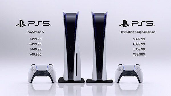 PlayStation 5 Ungkap Detail, Harga, dan Judul Awal