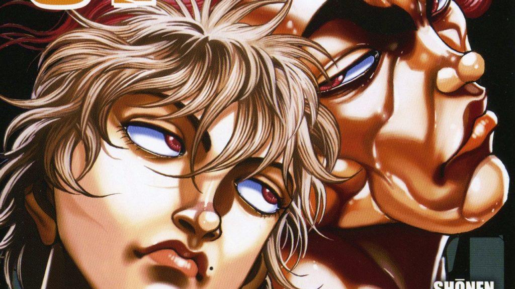 Manga Hanma Baki Akan Mendapatkan Adaptasi Anime