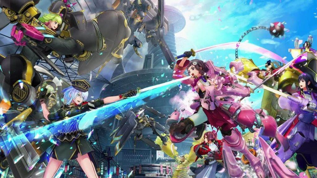 Sega dan Delightworks Umumkan Sakura Kakumei untuk iOS dan Android
