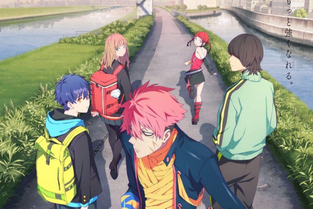 PV SSSS.DYNAZENON Diiringi Musik Karya Shiro Sagiru