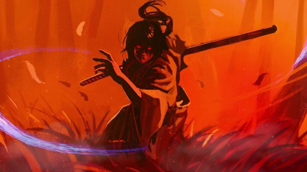 MAPPA Umumkan Anime Orisinal Baru Yasuke, Tayang Tahun 2021