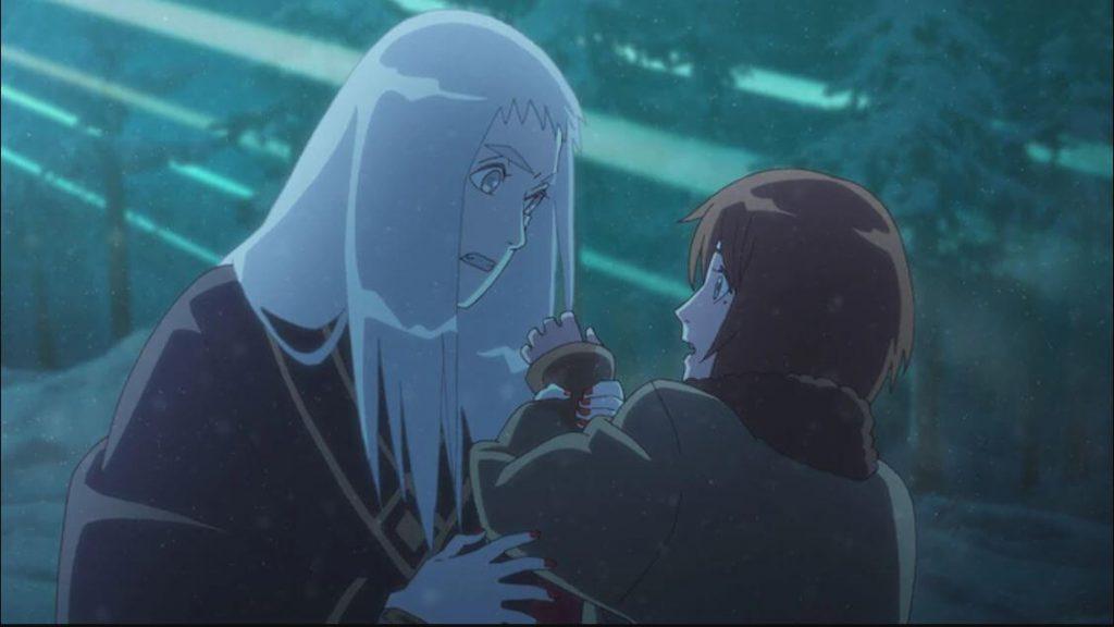 Anime Netflix Vampire in the Garden Ungkap Detail Staf Utamanya
