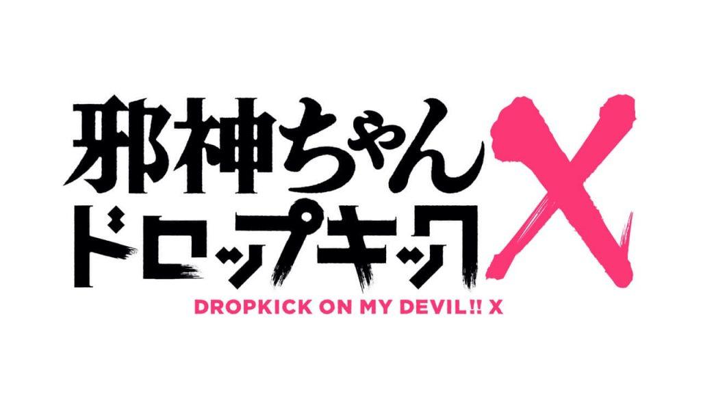 Jashin-chan Dropkick!! Ungkap Judul Season Ketiga