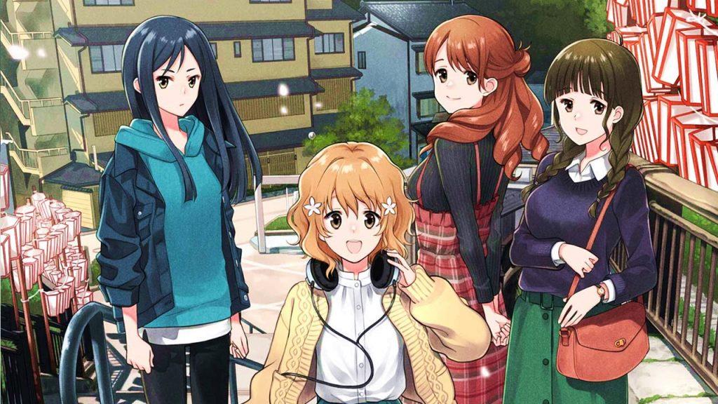 Anime Orisinal Hanasaku Iroha Dapatkan Sekuel Dalam Format Novel