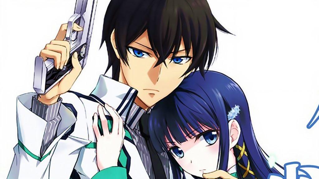 Manga Mahouka Koukou no Rettousei Akan Berakhir di Bulan November