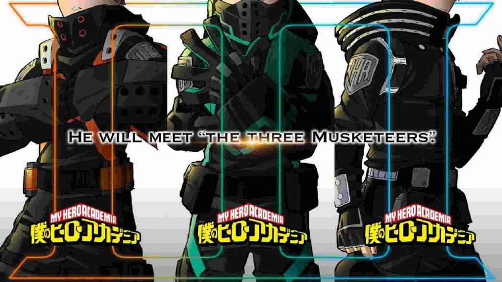 Proyek Boku no Hero Academia Movie 3 Dikonfirmasi, Siap Rilis pada Summer 2021