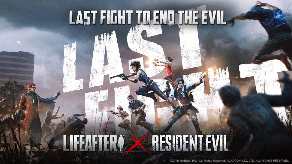 Kolaborasi LifeAfter dan Resident Evil Dimulai, Dapatkan Outfit Eksklusif Jill dan Albert!