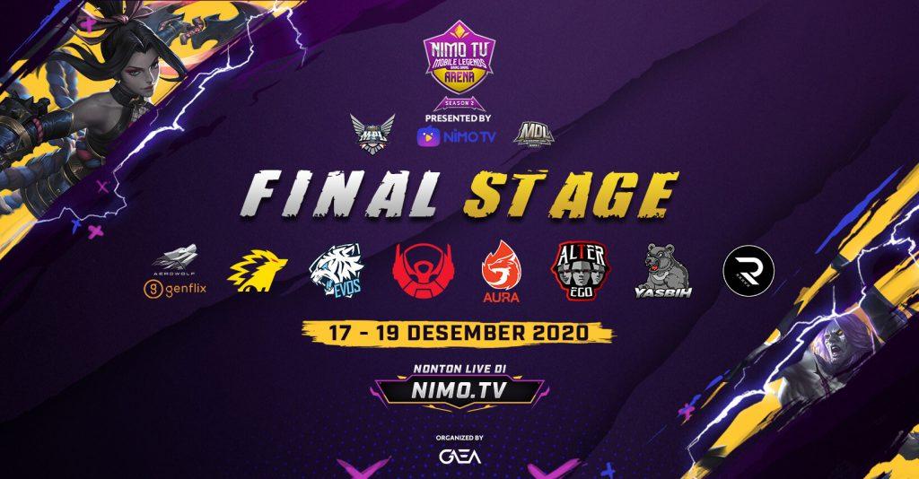 Final Bang Bang Arena Season 2 Sudah Tiba, Siapa Juaranya?