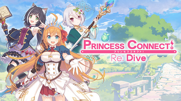 Princess Connect! Re: Dive Buka Praregistrasi Versi Inggrisnya