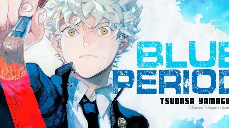 Manga Blue Period Dikonfirmasi Akan Mendapatkan Adaptasi Anime