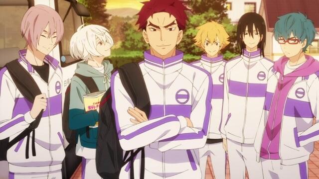 Anime Gimnastik Bakuten!! Tayangkan PV Keduanya
