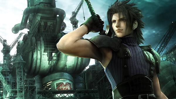Square Enix Daftarkan Trademark Ever Crisis, The First Soldier, dan Logo Shinra di Jepang