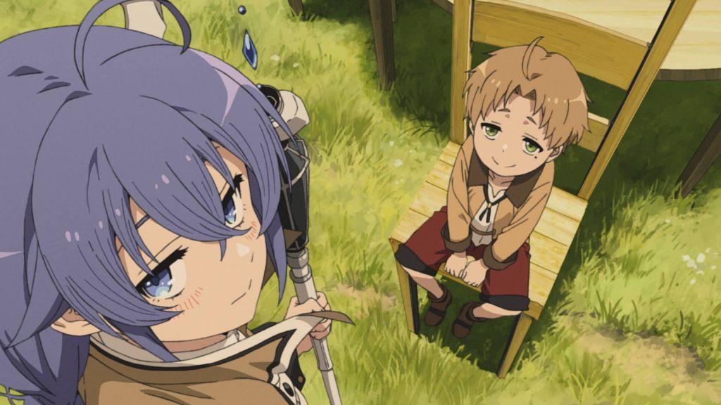 Mushoku Tensei Buka Pra-Registrasi Adaptasi Gamenya