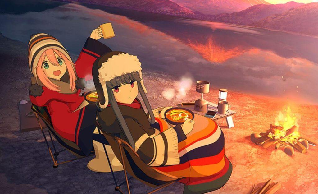 PV Kedua Game Virtual Yuru Camp Ungkap Info Rilisnya