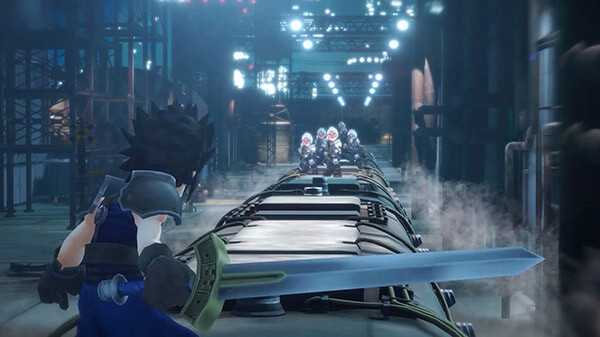 Final Fantasy VII Umumkan 2 Mobage Baru