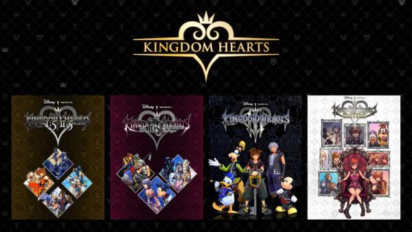 Seri Kingdom Hearts Akan Rilis di PC pada 30 Maret