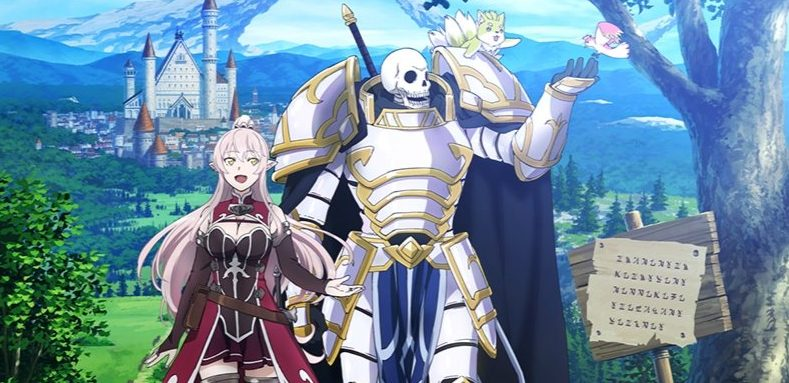 Anime Skeleton Knight in Another World Diumumkan