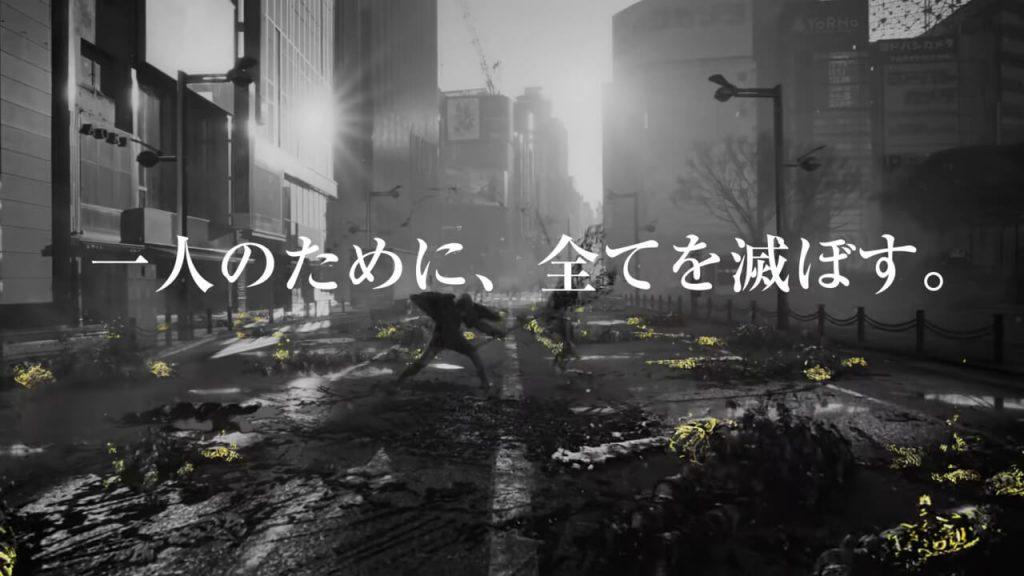 Remake NieR Replicant Tayangkan Promo Live Action Game