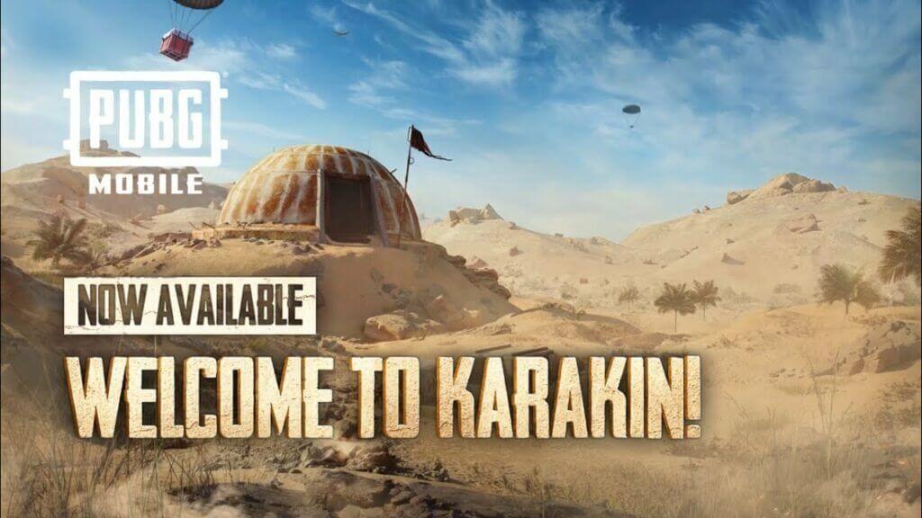 PUBG MOBILE Rayakan Earth Day melalui Event Karakin Oasis