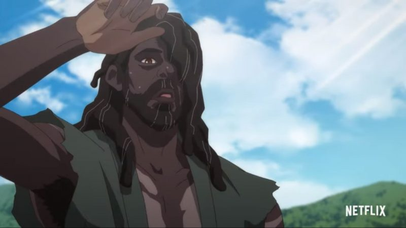 Anime Orisinal MAPPA Yasuke Lepas Trailer Pertamanya Dalam Bahasa Jepang