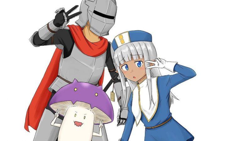 Adaptasi anime Kono Healer, Mendokusai Dikonfirmasi
