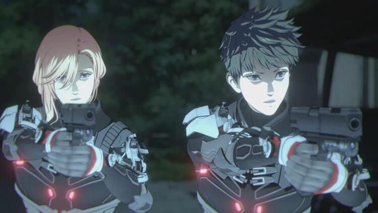 Night Head 2041 Tayangkan Teaser Animenya