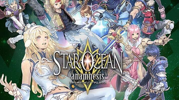 Star Ocean: Anamnesis Umumkan Penutupan Layanan Versi Jepang