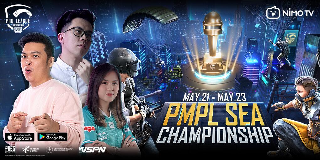 [Press Release] PMPL SEA Championship Capai Puncaknya, Saksikan di Nimo TV untuk Pengalaman Lebih Seru