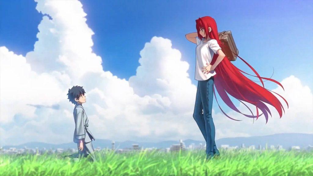 Tsukihime: A Piece of Blue Glass Moon Tayangkan Trailer Kedua