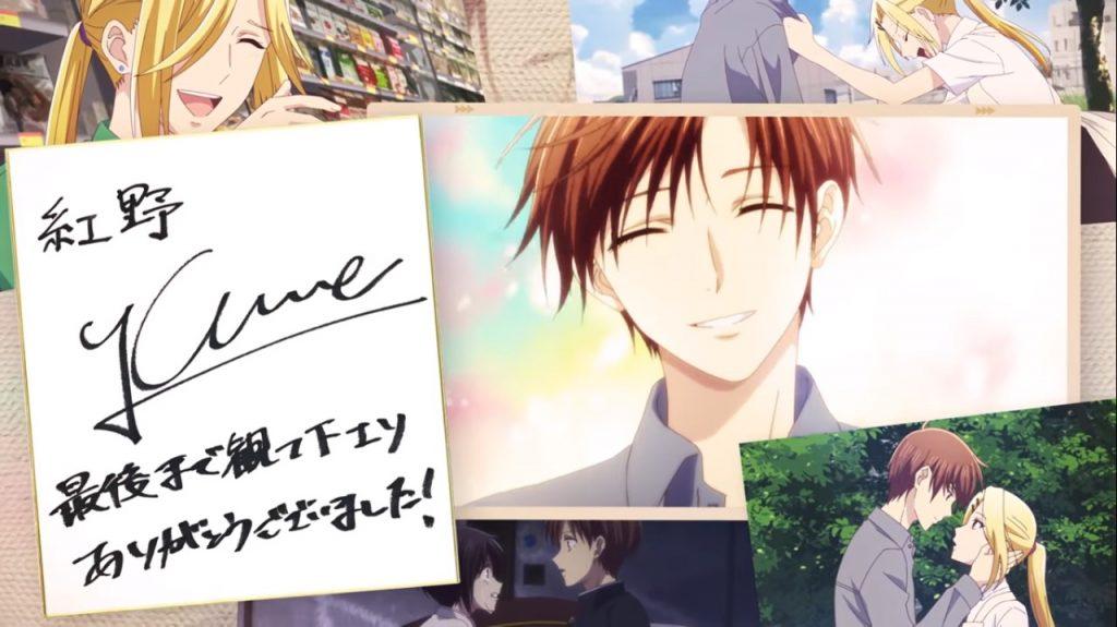 Spin-off Fruit Basket: Kyouko to Katsuya no Monogatari Diumumkan