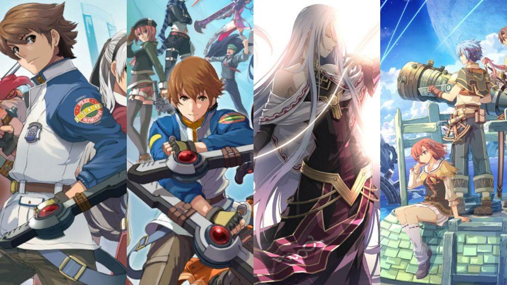 Listing 4 Game Legend of Heroes Versi Barat Diungkap di Epic Game Store