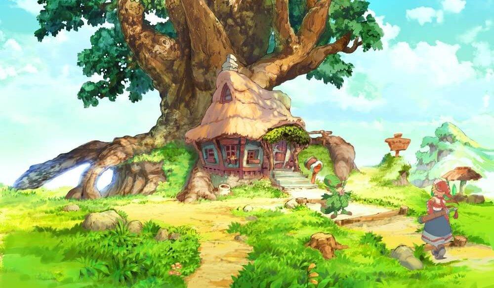 Square Enix Umumkan Adaptasi Anime Legend of Mana
