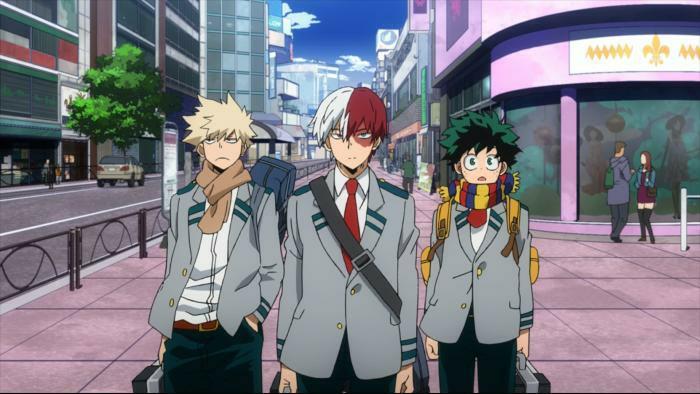 My Hero Academia Season 5 Episode 15 Ditunda Seminggu