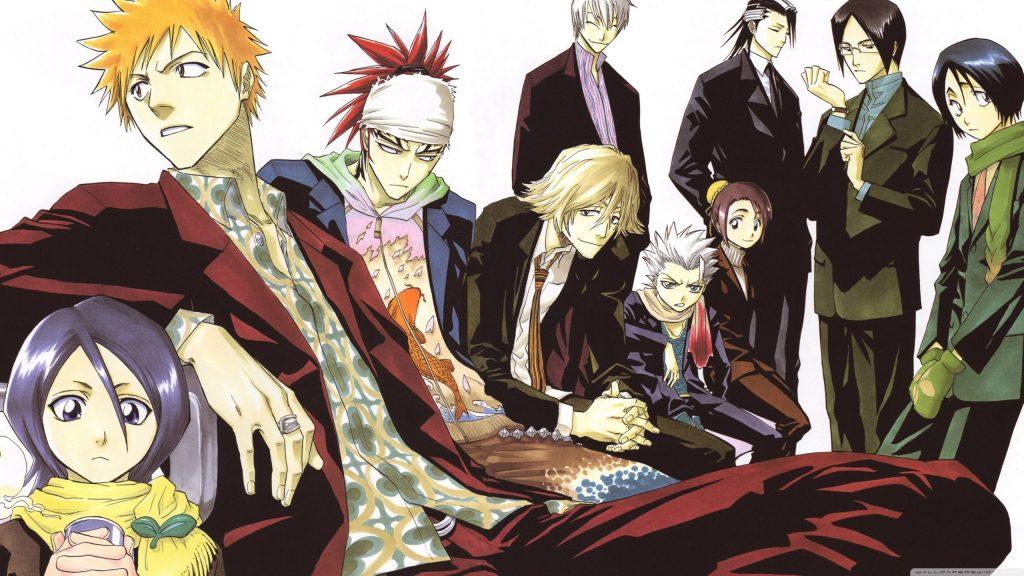 Manga Bleach Akan Mendapatkan Chapter Baru Pada Bulan Agustus