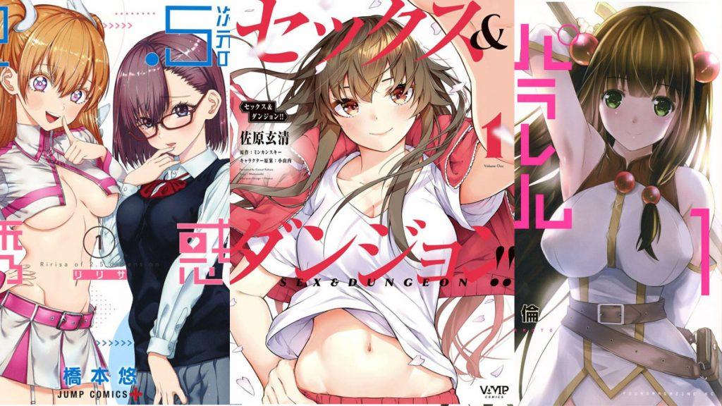 Wajib Dicatat! 5 Manga Dewasa Populer yang Mungkin Akan Diadaptasi ke Anime