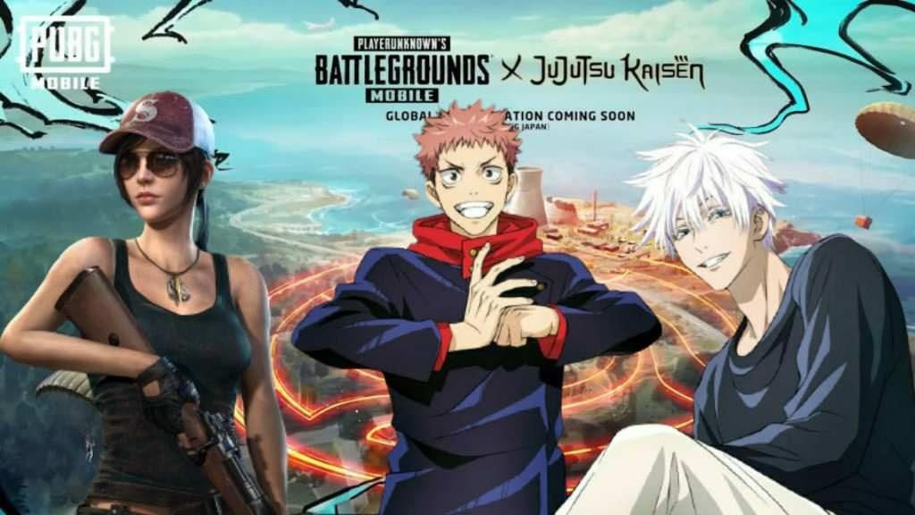 Kolaborasi Jujutsu Kaisen Dengan Game PUBG Mobile Dikonfirmasi