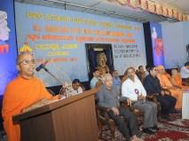 0030 Swami Jitakamanandaji Indroducing the guests