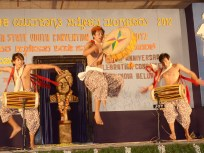 0081 Manipuri Dance by students of Alva College