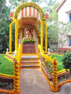 027 Swami Vivekananda Statue at the Ramakrishna Math