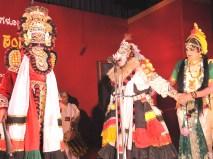 052 Viveka Vandana - Thenkuthittu Yakshagana - Hiranyaksha Vadhe